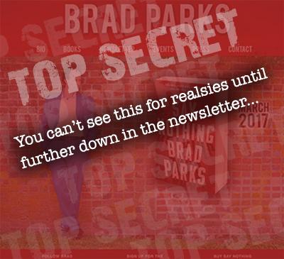 Brad Parks Website