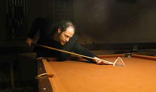 Lefty and Pool
